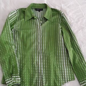Jones New York Signature Blouse - Size M